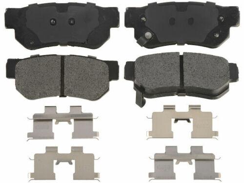 For 2005-2009 Hyundai Tucson Brake Pad Set Rear API 63278GH 2006 2007 2008
