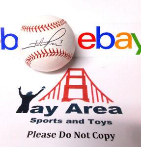 MLB-Hologram-Hunter-Pence-San-Francisco-Giants-Baseball-Signed-Auto-Autographed