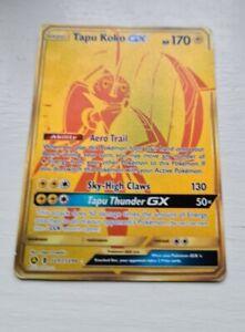 New Listing Tapu koko gx Pokemon Card