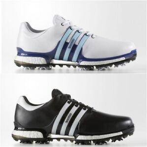 Adidas Tour 360 Boost hombre  zapatos de golf amplia nueva 2018 impermeable