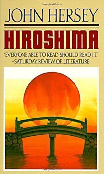 Hiroshima by Hersey, John