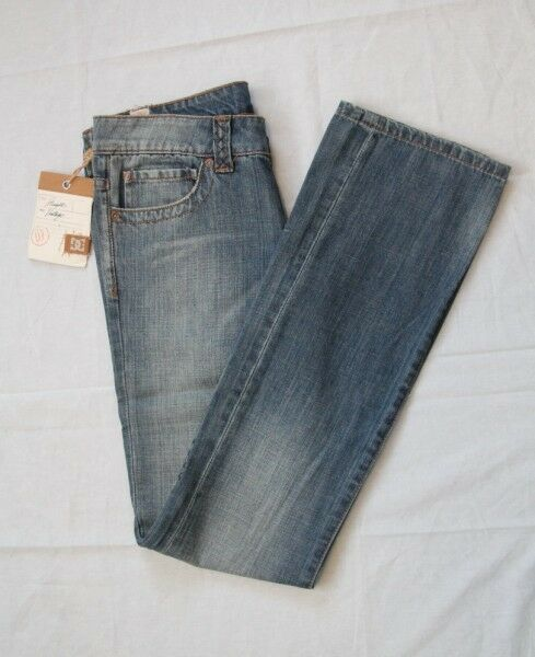 Original jeans DC Straight vintage blue stone 28 US 37   38  FR neuf