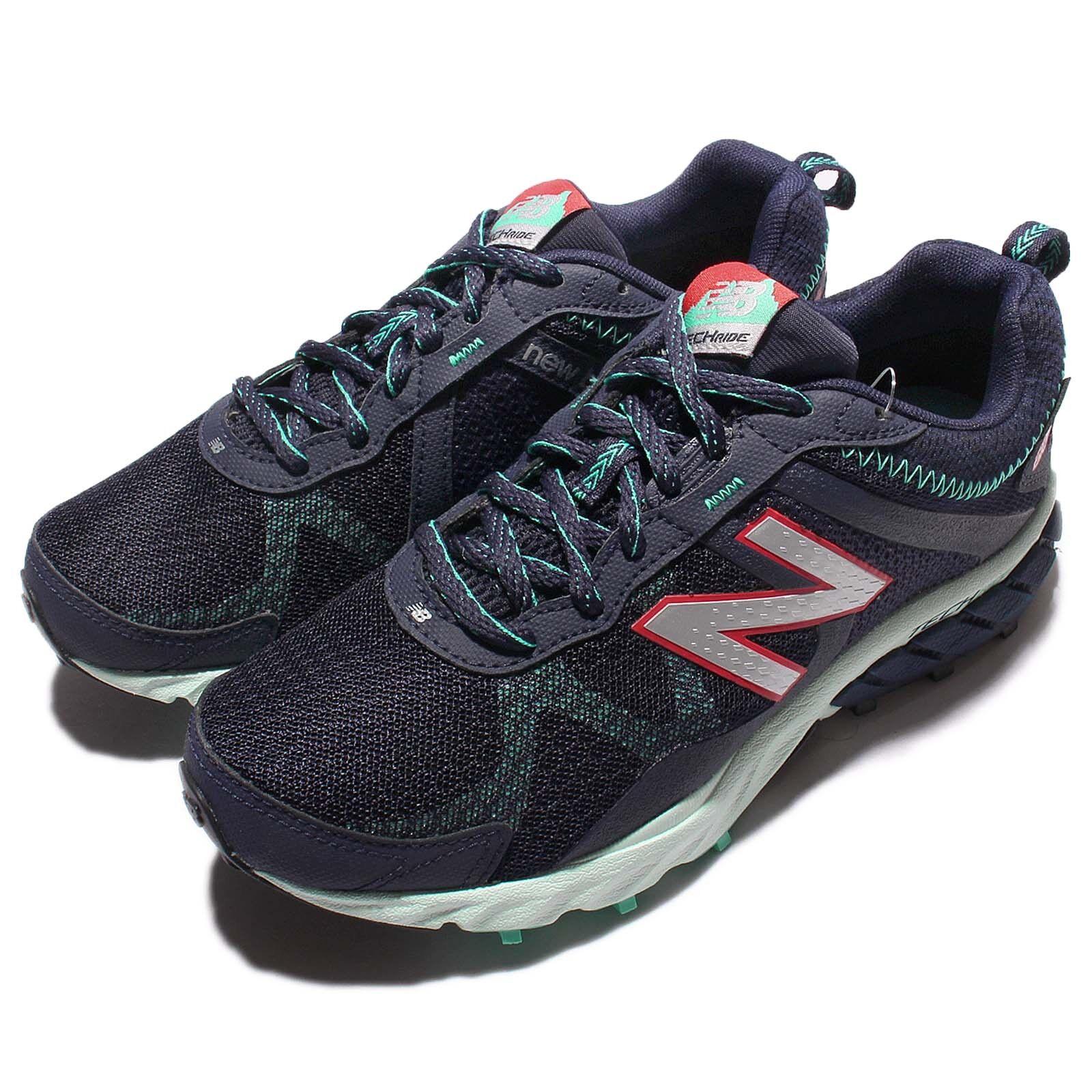 New Balance WT610GX5 B Navy verde donna Trail Running Outdoor scarpe da ginnastica WT610GX5B