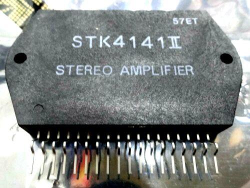 STK4141II STK4141-2 Stereo Verstärker STK4141-11 STK4141-II STK4141MK2 STK4141