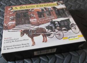 A-Dickens-Christmas-CD-Box-Set-Sir-Lawrence-Olivier-Malcolm-Sargent-amp-Others