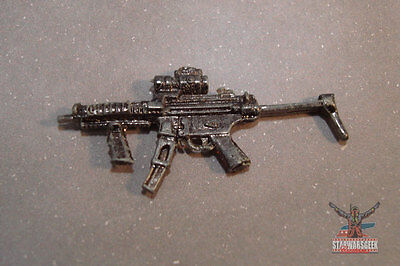 "WEA005 custom weapon gun cast use with 3.75/"" GI Joe Marvel figures"