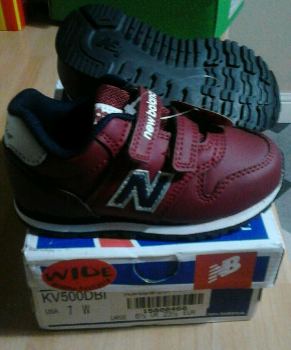 New Balance KV500dbi Low Sneakers Boy Fall/Winter