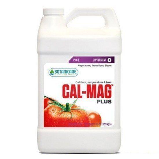 Botanicare Cal Mag Plus 1 Gallon - magnesium supplement nutrient additive