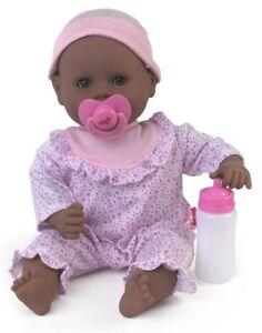 Dolls World 8663 petit trésor noir poupée