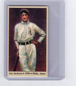 Shoeless-Joe-Jackson-Philadelphia-Athletics-rookie-year-Tobacco-Road-series-2