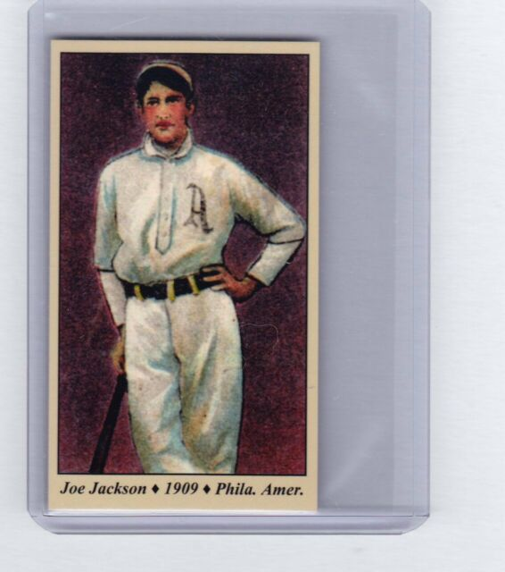 Shoeless Joe Jackson Philadelphia Athletics rookie year Tobacco Road series #2