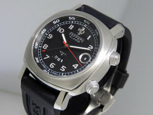 Panerai Ferrari Granturismo Gmt Alarm Fer00017 Gummi 45mm Ltd 12 700 Nib Ebay