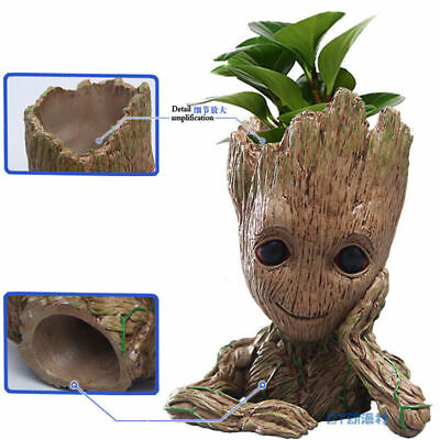 """Guardians of The Galaxy Vol 2 Baby Groot Flowerpot Style Toy Gift Figure 6.2/"""""""