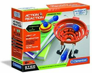 NEW-19116-Action-Reaction-Trampoline-Multi-Colour-A-New-Expansion-Kit-Co-PREMIU