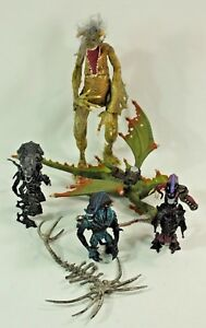 Spawn-Malebolgia-Todd-McFarlane-14-Poseable-Action-Figure-Lot-Plus-Others