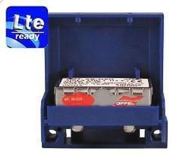 Amplificatore Offel modello LOG2 12V LTE 1 ingresso  per il digitale terrestre