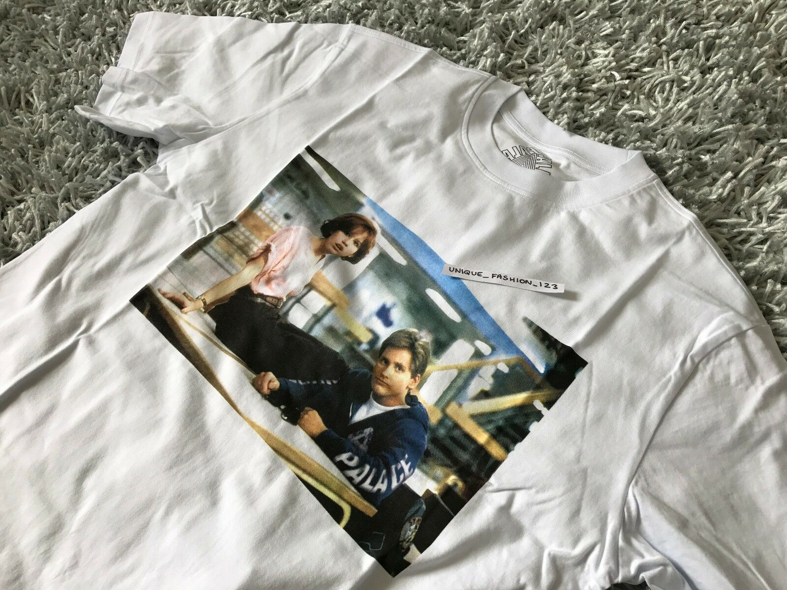 PALACE SKATEBOARDS SS17 EMELIO ESTEVEZ SMALL TSHIRT TEE S THE BREAKFAST CLUB