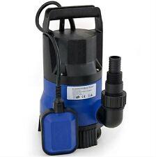 Felji 1/2 HP 2000GPH Submersible Dirty Clean Water Pump Flooding Swimming Pool