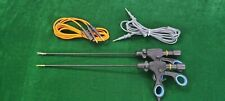 2pc Laparoscopic Bipolar Sealer Cutter 5mmx330mm With Cable Surgical Instruments