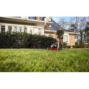 20 Quot Gas Powered Side Discharge Lawn Mower Hyper Tough Walk