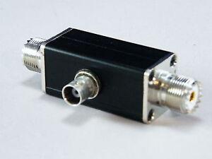 1-30-mHz-RF-Sampler-CB-Ham-Radio-Station-Modulation-Monitor-MADE-IN-USA