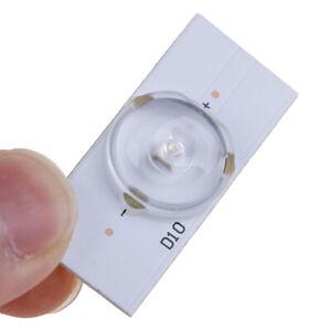 20Pcs-3V-6V-SMD-Lamp-Beads-with-Optical-Lens-Fliter-for-32-65-inch-LED-TV-Rep-3C