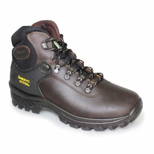 Grisport Explorer Leather Mens Hiking Walking Boots Brown BNIB