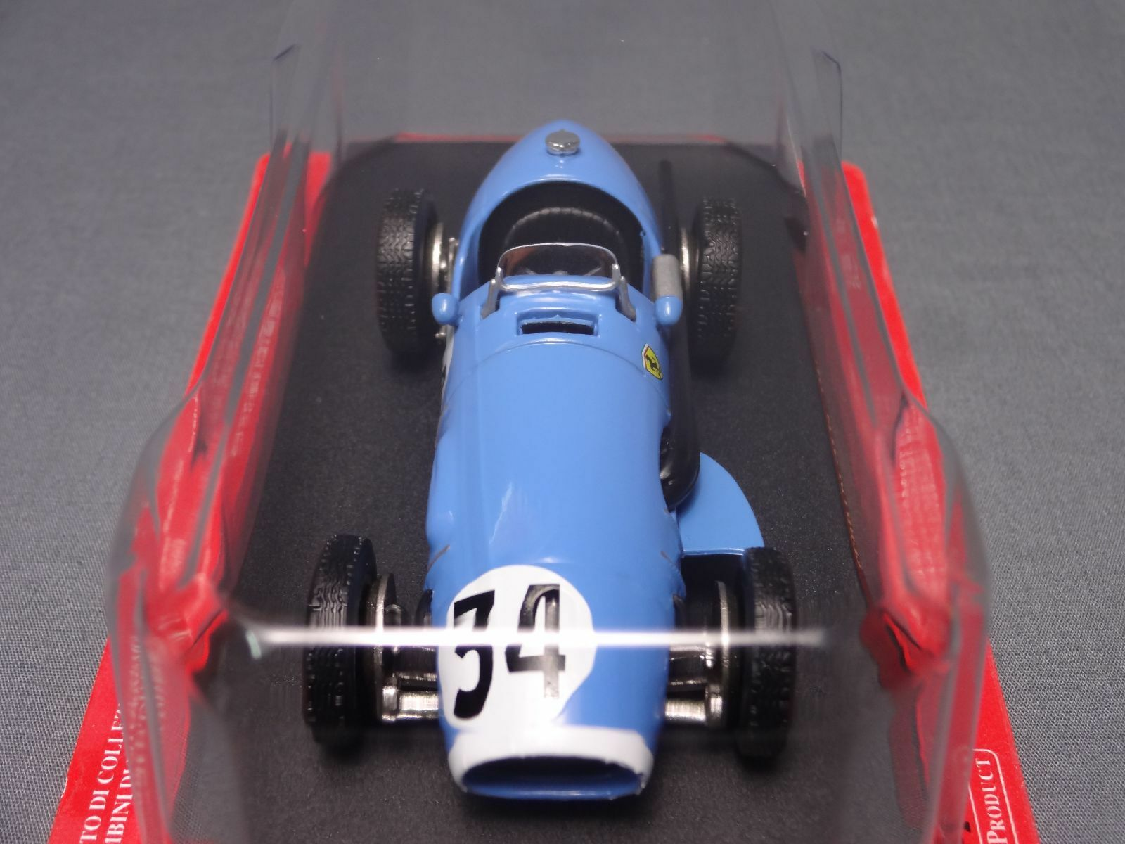 Colección Ferrari F1 625 1954 1954 1954 Robert 1 43 escala Diecast Pantalla Mini Coche Vol 32 058eec