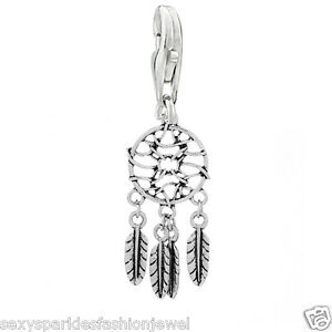 Dream-Catcher-Clip-On-Charms-Bead-For-Charm-Bracelets-3569
