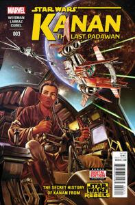 Star-Wars-Kanan-The-Last-Padawan-3-Marvel-comics-COVER-A-1ST-PRINT