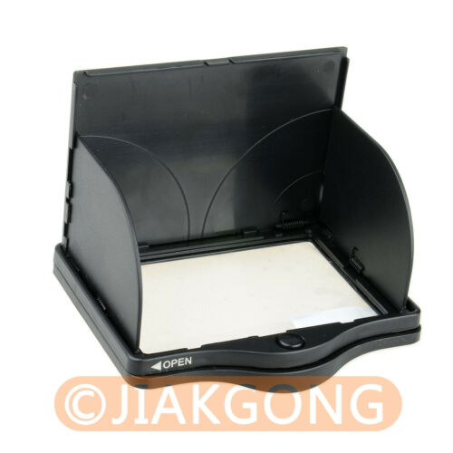 DSLRKIT LCD Screen Hood Pop-Up Shade Cover for CANON 5D Mark III 5D III
