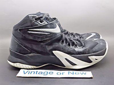 Nike Zoom LeBron Soldier VIII 8 Black