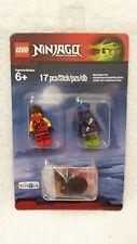 5003085 Lego Ninjago Red Ninja Kai & Woo Ghost Morrow Toys r us minifigure set
