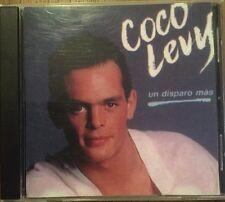 COCO LEVY - Un Disparo Mas Ex Fresas CD remasterizado En Copia Con Arte Y Diseño