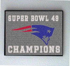 Framed New England Patriots Tom Brady 9X11 Art Print Limited Edition signed COA