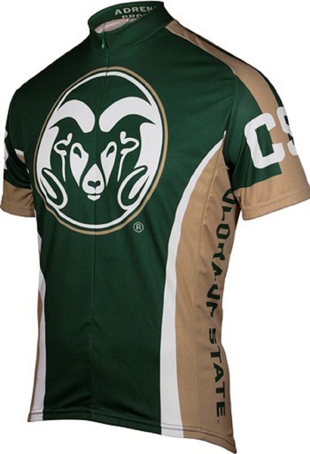NCAA Sie's Adrenaline Promotions Farbeado State University Radfahren Jersey