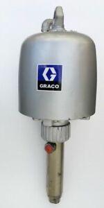 GRACO 218-334 BULLDOG AIR POWERED HYDRAULIC SUPPLY PUMP 4300 PSI 43:1 RATIO #2