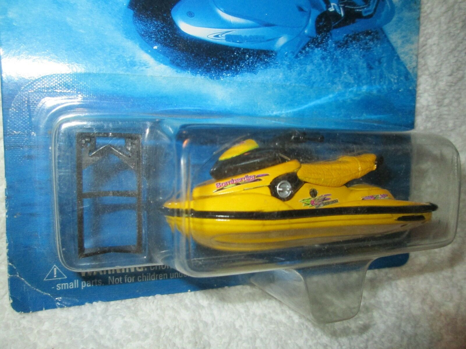 Sea Doo Doo Doo Johnny Lightning Watercraft 1997 Model XP Limitado Sicktrix Jetski 64b96e