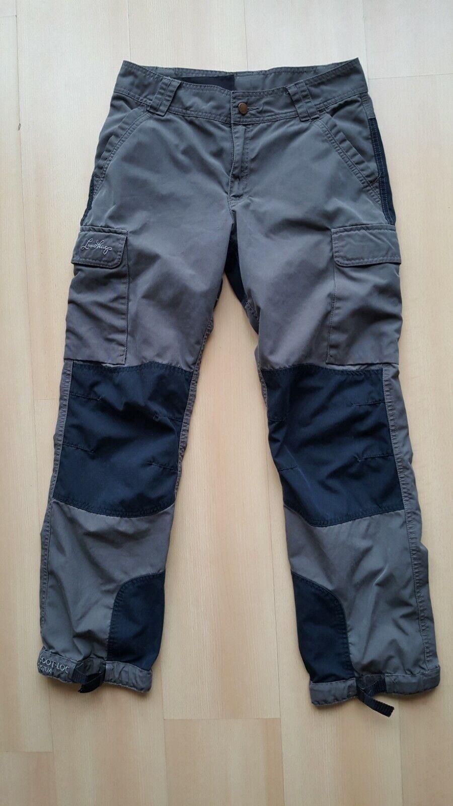 Lundhags Spring 10 Hiking Pants Trekking Trousers Women's Size