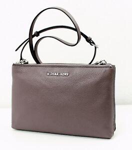 599a73d88 Michael Kors Bag/Shoulder Bag Jet Set Travel Double Zip Crossbody ...