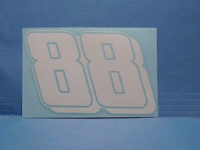 "Buffalo Bills White Vinyl Window Car Tattoo Decal Sticker 4/"""