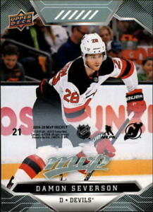 2019-20-Upper-Deck-MVP-NHL-Hockey-Puzzle-Back-Singles-Pick-Your-Cards