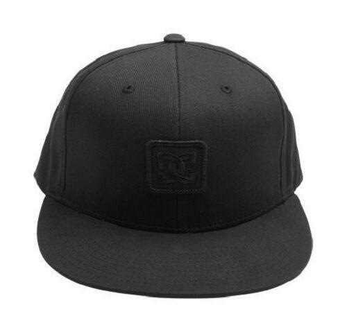 DC - STAPLETON Mens Hat NEW Adj. Snapback BLACK 6 osfa Panel Cap FREE SHIPPING osfa 6 f03ee1