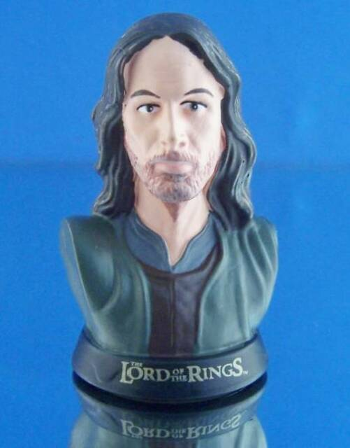 Lord of the Rings Bust 1:  Aragon in Color