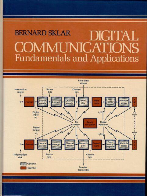 Digital Communications : Fundamentals and Applications by Bernard Sklar (1987)