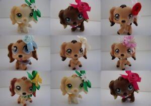 littlest petshop Lps Chien épagneul Spaniel dog #347 575 960 344 etc. - AU CHOIX
