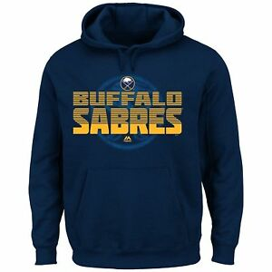 the latest 071dc a4edf NEW NHL Buffalo Sabres Unisex Pullover Hood with Screen ...