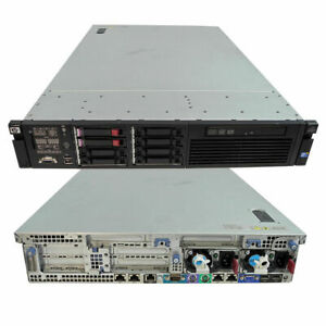 HP-proliant-dl380-g7-Serveur-2x-Intel-Xeon-e5620-2-40-GHz-CPU-16-Go-RAM-pas-HDD