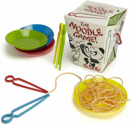 The Noodle Game Chopstick Skills Challenge Family Party Game Novelty Game