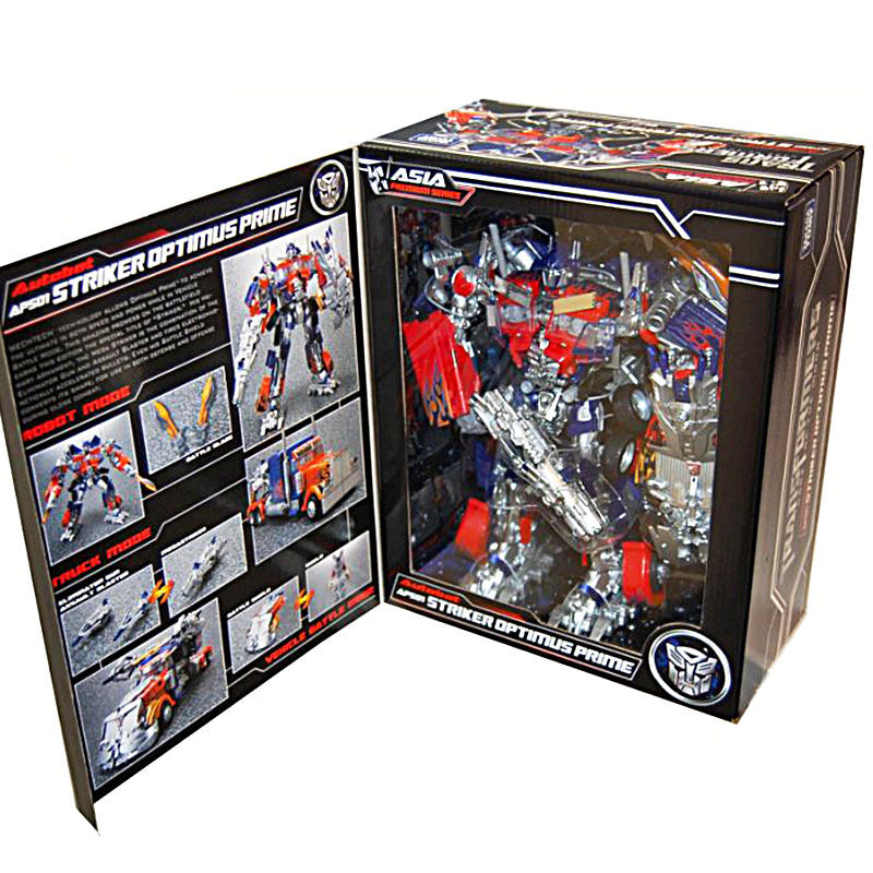 Takara Transformers APS-01U Optimus Prime Asia exclusivo de la serie Ultimate